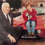 The Lotus Elise was named for Romano Artioli's granddaughter Elisa.