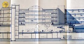Monte Palace Hotel Sao Miguel Azores design and plans
