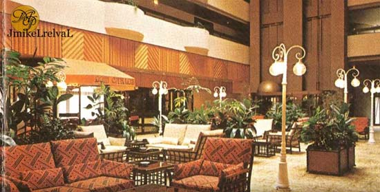 Monte Palace atrium as it appeared in the 1980s