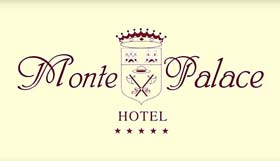 Monte Palace Hotel Sao Miguel Azores logo insignia sign