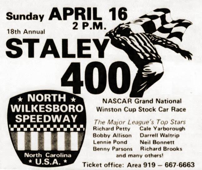 North Wilkesboro Speedway, Defunct Pillar Of NASCAR