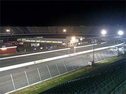 """The Race"" was supposed to be Historic North Wilkesboro Speedway's first race under lights."