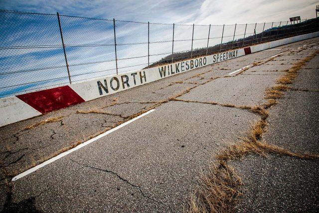 North Wilkesboro Speedway today