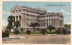 Nueces County Courthouse postcard circa 1915-1920