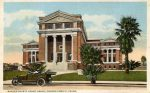 Nueces County Courthouse postcard circa 1920s