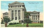 Nueces County Courthouse postcard circa 1925