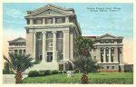 Nueces County Courthouse postcard circa 1925