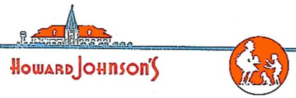 Howard Johnson's logo, circa 1940s