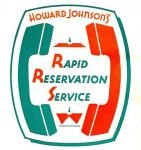 Howard Johnson's Rapid Reservation Service logo