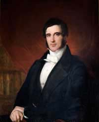 Nathaniel Bond, former owner of Tyneham village