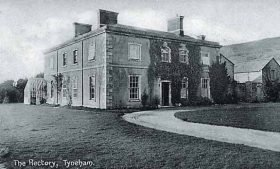 Tyneham-rectory-vintage