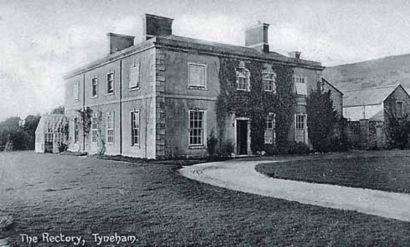 Tyneham, Dorset